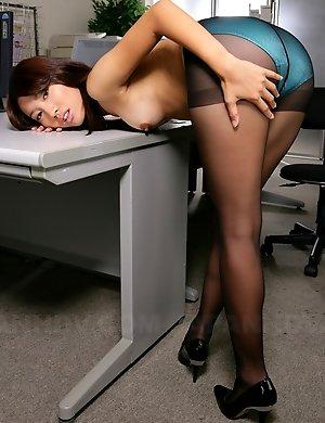 Free Asian Secretary Pics